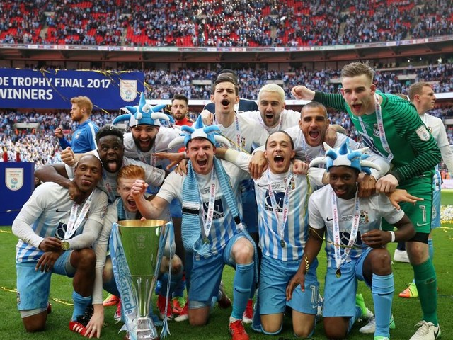 Coventry City's top flight EFL Trophy opponents revealed