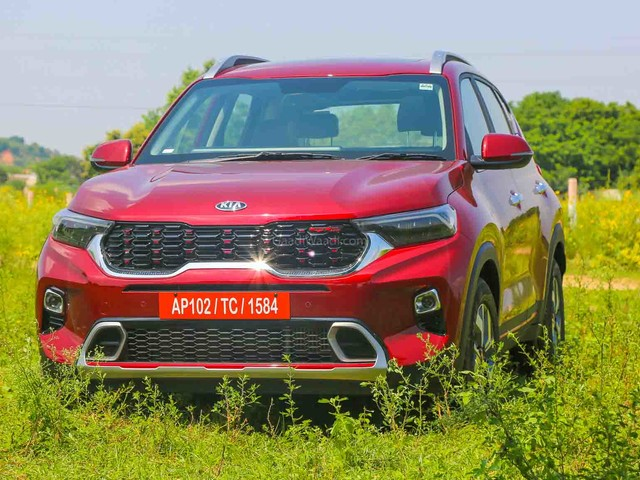 Kia Sonet Launching Tomorrow In India – Expected Price & Feature Details
