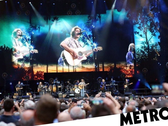 Glenn Frey's son Deacon helps Eagles take flight at triumphant Wembley Show