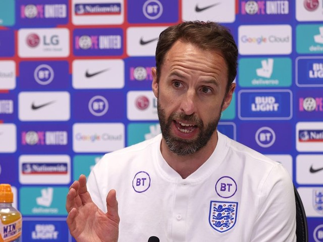 Southgate's message to Tory MPs and fans over England's social conscience