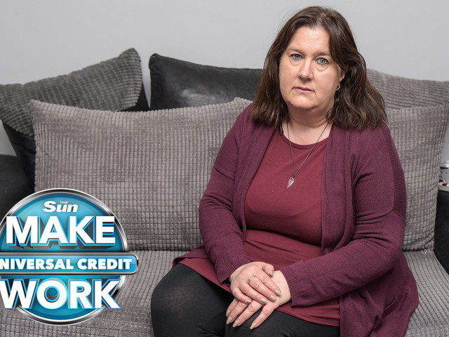 Universal Credit's unfair 5-week wait for cash means single mum may lose her home