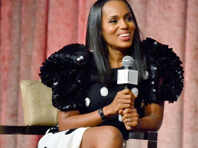 Kerry Washington's next project could be Facebook's first big hit