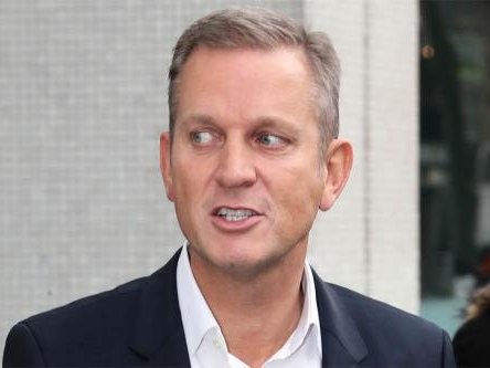 Jeremy Kyle 'delighted' by pregnancy news