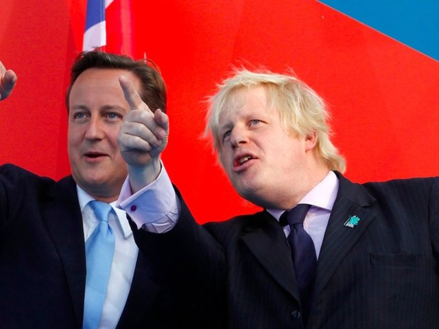 David Cameron says Boris Johnson backed Brexit to 'help his political career' and lied during the campaign