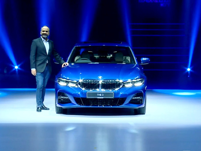 2019 BMW 3 Series launched at Rs 41.40 lakh