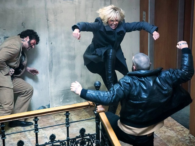 Charlize Theron Gives an 'Atomic Blonde 2' Update and Gets Candid About That 'Furiosa' Prequel