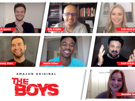 'The Boys' Showrunner, Stars on Season 1's Big Becca Twist and What It Means for Butcher's 'Path of Vengeance' Going Forward (Video)