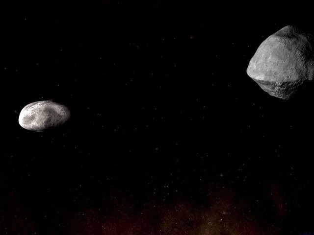 A big asteroid with its own moon is passing by. Here's how to spot it - CNET