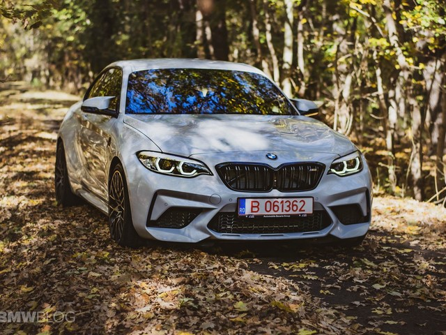 Video: BMW M2 Competition vs A45 AMG, Audi RS3 and Golf R drag race