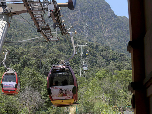 Langkawi needs to diversify its range of tourist attractions