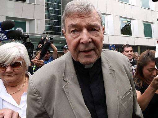 Disgraced Cardinal George Pell WON'T appeal against his sentence