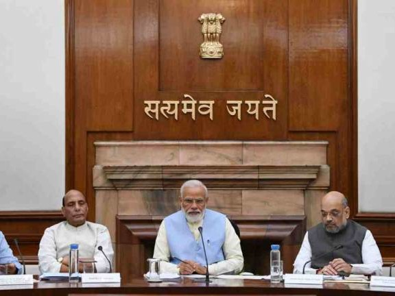 Leaders dropped from BJP reshuffle might find place in PM Modi#39;s Cabinet rejig: Report