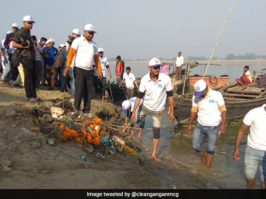 298 Projects Sanctioned Under Clean Ganga Drive: Government
