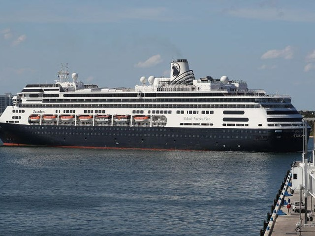 Around 1,100 healthy passengers from 2 stranded Holland America cruise ships are scheduled to fly to Toronto, Atlanta, San Francisco, Paris, Frankfurt, and London today