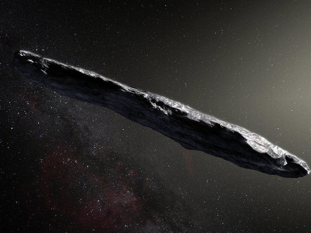 Scientists To Check If Bizarre Interstellar Object Could Be An Alien Spacecraft