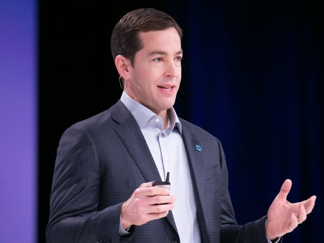 Okta's CEO explains why cloud computing has opened the door for smaller, specialized firms to challenge giants like Microsoft and Google (OKTA)