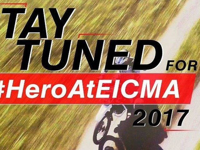 New Hero MotoCorp Off-Road Motorcycle Teased Ahead Of 2017 EICMA Debut