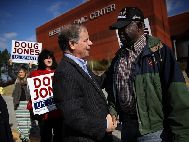 Black Voters Turned Out for Doug Jones After All