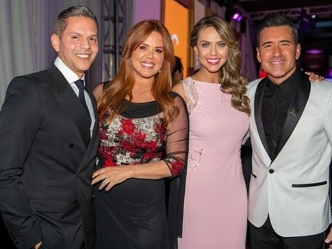 FedEx/St. Jude Angels and Stars Gala in Miami Raises $800,000