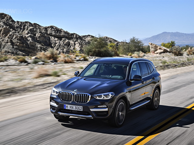 Will this new G01-generation BMW X3 be a hit?