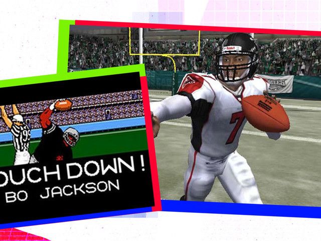 The 12 best video game athletes of all-time