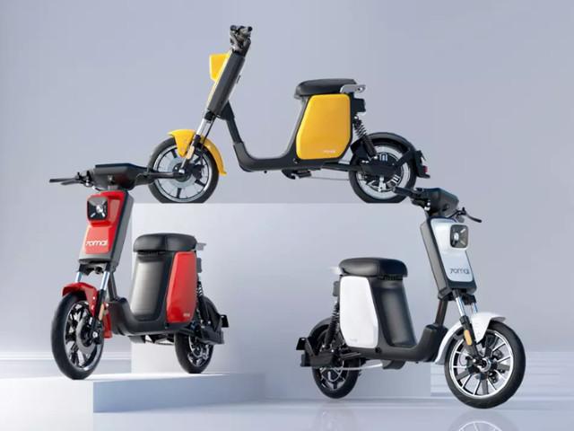 Xiaomi reveals A1, A1 Pro electric mopeds