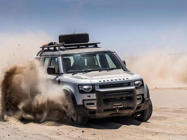 Jaguar Land Rover to test lightweight materials with aerospace tech