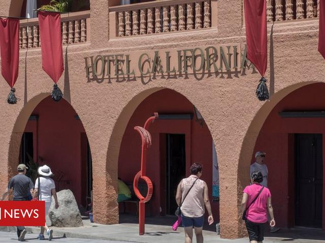 The Eagles settle Hotel California legal battle