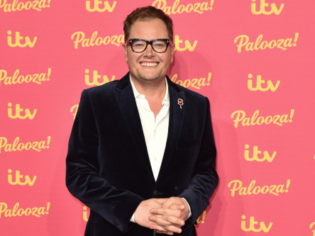 Alan Carr reveals that Adele recommended strange hotel in LA