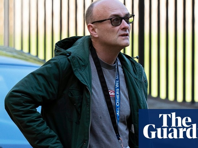 Dominic Cummings: No 10 accused of covering up lockdown breach