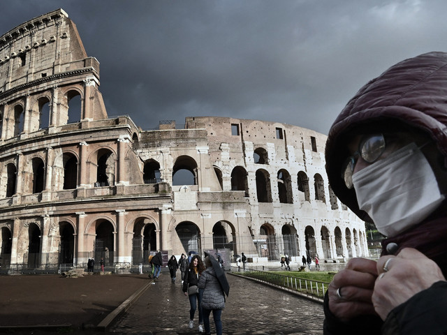 How Italy's SOS message was ignored as coronavirus engulfed Europe