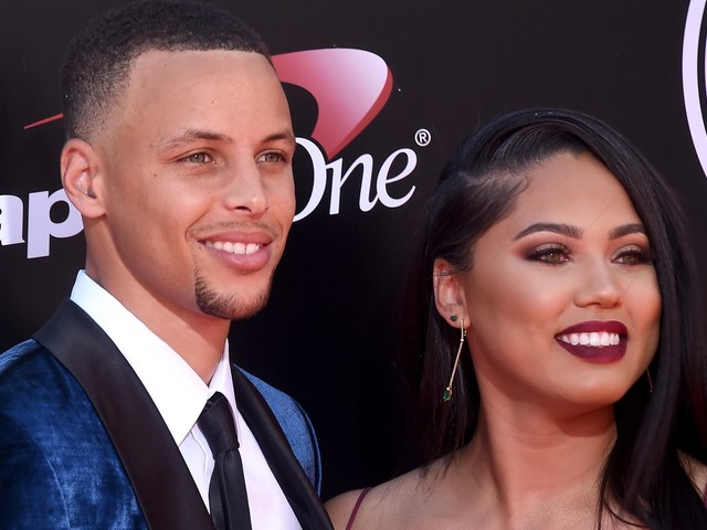 Everything you need to know about Steph and Ayesha Curry's fairytale romance