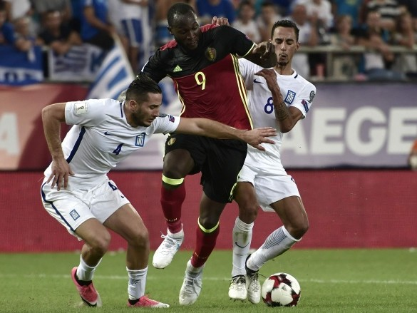 Belgium seal World Cup place, France held by Luxembourg