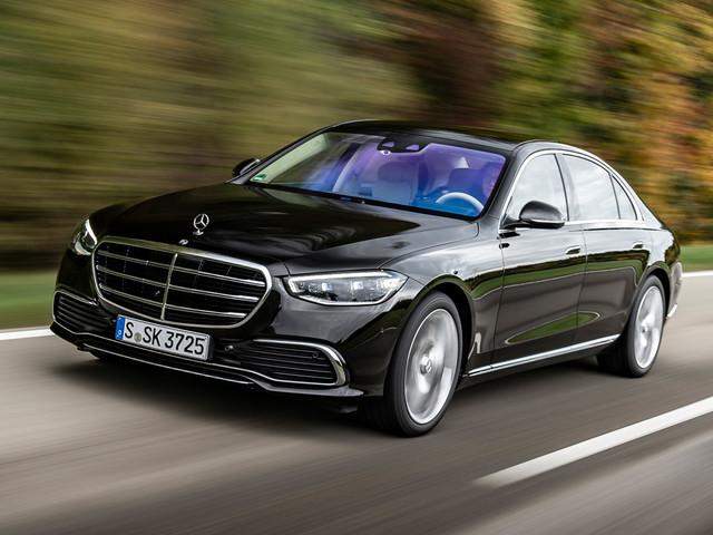 Mercedes-Benz S-Class 2020 review