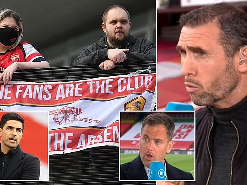 Martin Keown backs Arsenal fans' protests as he admits new owners could be the 'catalyst' for change