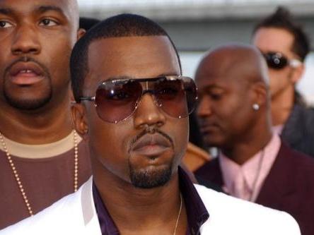 Kanye West's urine garden
