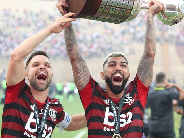 Inter owned Gabigol a Hero in Copa Libatadores final