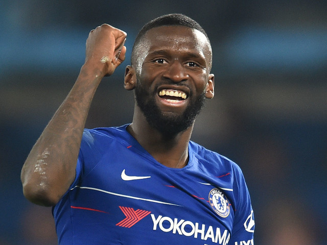 Sport shorts: 'racism won' says Chelsea defender Antonio Rudiger and Liverpool aim to 'put things right' after Atletico defeat