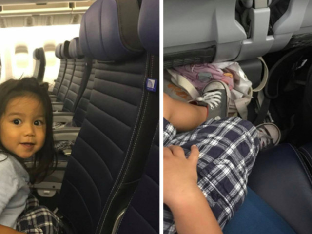 Mom Who Was Forced To Give Up Toddler's Seat Plans To Sue United