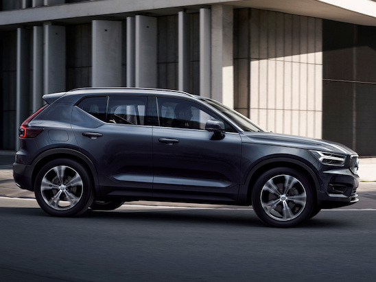 Volvo XC40 Inscription Debuts, New Available Engines Announced