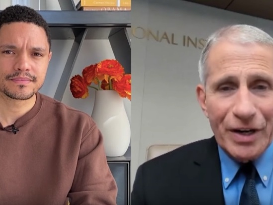 Dr. Fauci Makes Late-Night Debut, Warns Youth They Aren't 'Absolutely Invulnerable' to Coronavirus (Video)