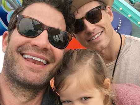 Nate Berkus and Jeremiah Brent are going to be Dad's again!