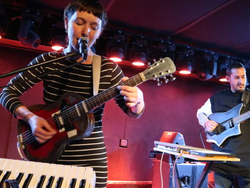 How Buke and Gase built a huge indie rock career—and its own guitars, software