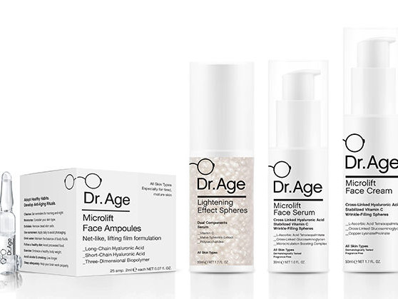 Surgeon-Founded Skincare Lines - Dr.Age Skincare Line Helps Fight the Signs of Aging (TrendHunter.com)
