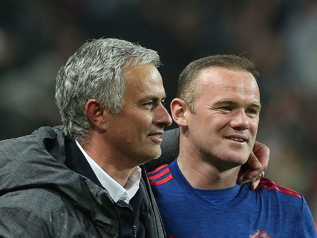 Why Jose Mourinho got emotional when Wayne Rooney left Manchester United