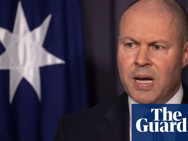 Josh Frydenberg to make case for net zero, saying Australia can't risk being seen as a climate change pariah