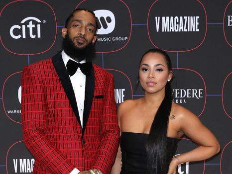 Lauren London Shares Sweet Tribute To Nipsey Hussle On Easter Sunday: 'Missing You'