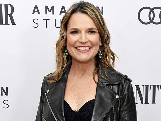 Savannah Guthrie Returns to 'Today' Set After Self-Isolating for Two Weeks (Video)