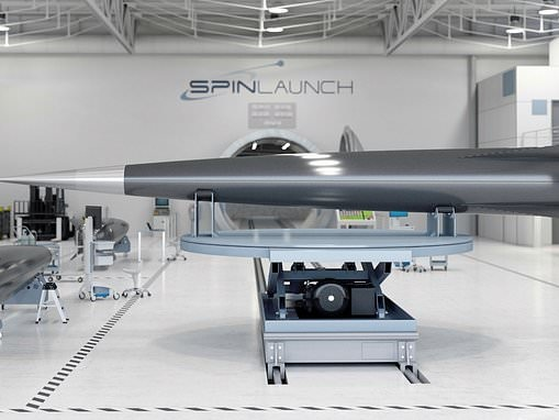 Rocket launch system that catapults spacecraft into orbit a step closer