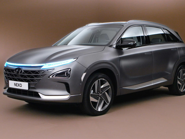 India-Bound Hyundai Nexo FCEV – Top 5 Things To Know